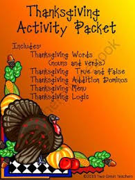 thanksgiving parts of speech memory thanksgiving gaming