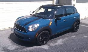 Can I Spray Paint My Car - so i plasti dipped bits on my wife u0027s countryman