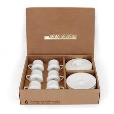 Box Coffee sufi box set x6 turkish coffee cup stc specialty turkish coffee