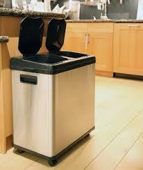 kitchen trash can cabinets home design kinaz