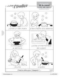 glossaire de cuisine imagerie les actions en cuisine 1 vocabulaire cuisine