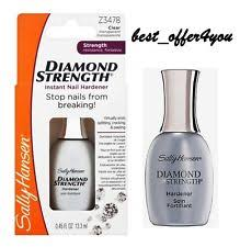 clear nail strengthener ebay