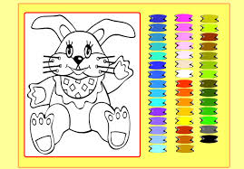 bunny rabbit coloring pages for kids bunny rabbit coloring pages