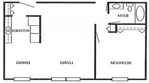 home design 400 square foot house plans free printable inside