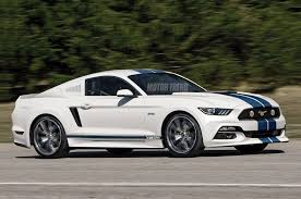 shelby 350 gt mustang could the 2016 ford mustang gt350 look like this