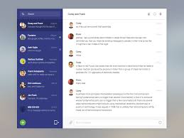 cool app websites chat app uplabs