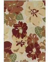 Couristan Outdoor Rugs On Sale Now 40 Off Couristan Dolce Novella Floral Indoor Outdoor