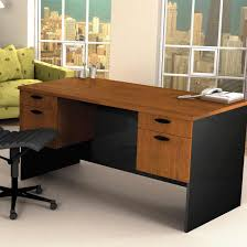 Wooden Executive Office Chairs Desk Simple And Elegant Design Office Desk Cheap Wholesale