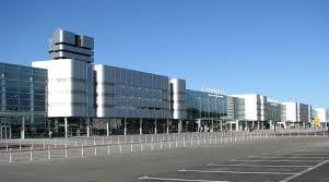 Koltsovo Airport
