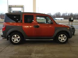 pictures of my new element what model do i have honda element