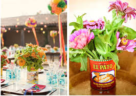 Tin Flower Vases Simply Perfect Weddings Blog Pittsburgh Wedding Inspiration For