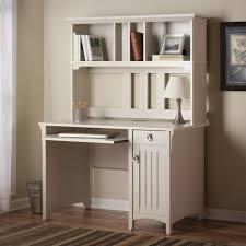Antique White Desks by Computer Desk With Hutch Muallimce