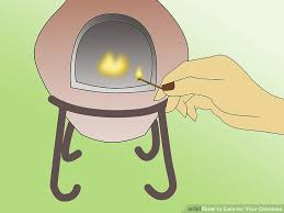 Big Green Egg Chiminea For Sale How To Care For Your Chiminea 8 Steps With Pictures Wikihow