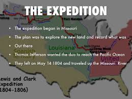 Lewis And Clark Expedition Map Lewis And Clark Expedition By Ktit1208