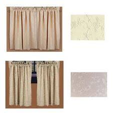 Cafe Tier Curtains Embroidered Cottage Cafe Tier Curtains Ebay