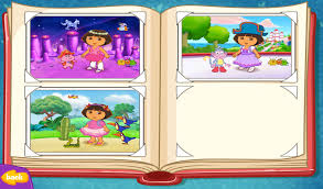 dora u0027s dress up adventures android apps on google play