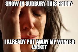 I Should Buy A Boat Meme Generator - i should buy a boat cat meme snow in sudbury this friday i already