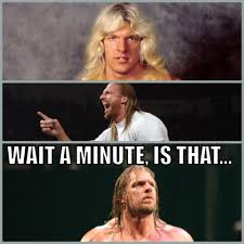Triple H Memes - triple h was once a bishonen y know professional wrestling