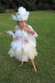 White Swan Halloween Costume Bernina Halloween 2011