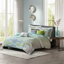 Blue And Gray Bedding Madison Bedding Save 20 50 Duvet Covers U0026 Comforters