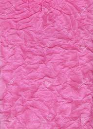 pink tissue paper crumpled pink tissue paper for a background texture stock photo