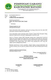 contoh surat lamaran kerja dengan cq 10 contoh surat permohonan bantuan dana izin kerjasama dll