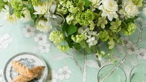Four Gorgeous Greenery Tablescapes Just In Time For Summer Vogue