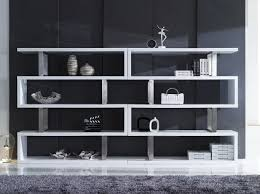 White Bookcases by Gloss White Bookcases