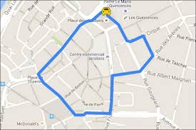 map of le mans le mans drivers parade route changed safety security fears