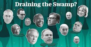How Many Cabinet Positions Are There Donald Trump Cabinet Is He Really Draining The Swamp