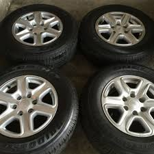 stock ford ranger rims 17 ford ranger 4x2 stock used mags 6h pcd139 265 65r17 bridgestone