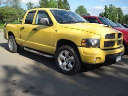 Dodge Ram Yellow - file rumble bee crew cab jpg wikimedia commons