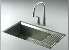 Undermount Kitchen Sink Reviews Kohler Undermount Kitchen Sink Or Stainless Kitchen Sink Toccata