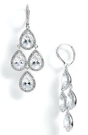 chandelier wedding earrings diamond chandelier earrings for wedding diamond chandelier wedding