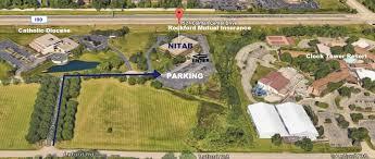Driving directions location northern illinois training advisory