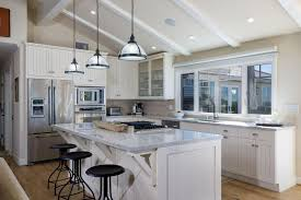 l shaped island in kitchen pleasing white l shaped kitchen with island dazzling kitchen design