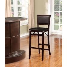 linon home decor linon home decor keira espresso folding stool 01832esp 01 as u the