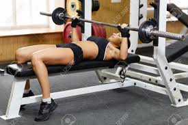 bench press stock photos royalty free bench press images and pictures