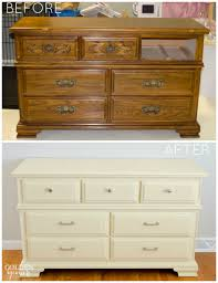 how to give old furniture a modern look with chalk paint the