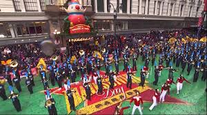 thanksgiving day parade 2014 foothill high school at macy s thanksgiving day parade 2014