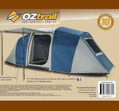 Oztrail Awning Review Camping Tent Oztrail Seascape Dome Tent Family Tent 10 Person In
