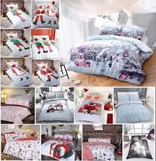 Christmas Duvet Cover Sets Christmas Duvet Cover Sets Single Double King Size New Unicorn