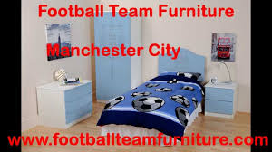 White Gloss Assembled Bedroom Furniture Football Team Furniture Youtube