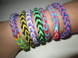 bracelet color bands images Follow this guide about how to style loom bracelet patterns jpg