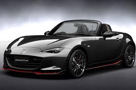 mazda 3 mx mazda plans racing concepts for 2016 tokyo auto salon