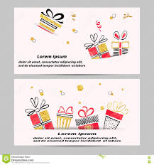 Holiday Gift Card Template Holiday Gift Voucher Template Voucher Gift Certificate Coupon