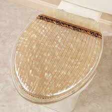 toilet bowl cover design cool decorative capice toilet seat