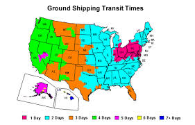 shipping times and costs