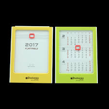 Desk Calendar Custom Promotional Folding Scrolling Desk Calendar Custom Logo Top