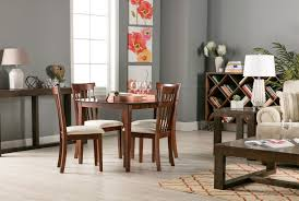 ross dining table living spaces